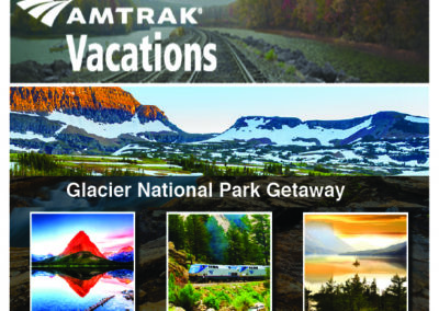 Amtrack Vacations Certificate